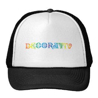 decorativ gorras de camionero