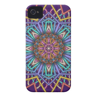 Decorative abstract iPhone 4 case