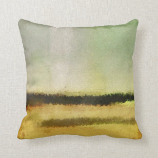 Decorative Abstract Painting Throw Pillow Pillows