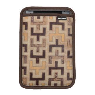 Decorative African Mudcloth Pattern iPad Mini Sleeves