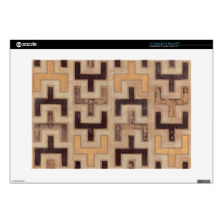 Decorative African Mudcloth Pattern Skin For Laptop