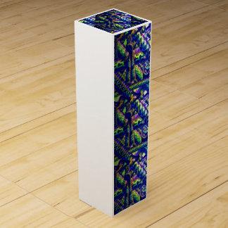Decorative Ancient Mediterranean Wine Gift Box