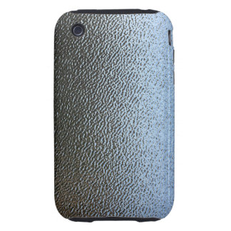 Decorative Architectural Textured Glass Look Tough iPhone 3 Cover