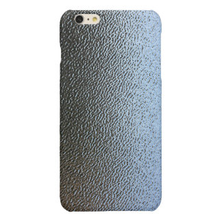 Decorative Architectural Textured Glass Look Glossy iPhone 6 Plus Case