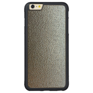 Decorative Architectural Textured Glass Look Carved® Maple iPhone 6 Plus Bumper