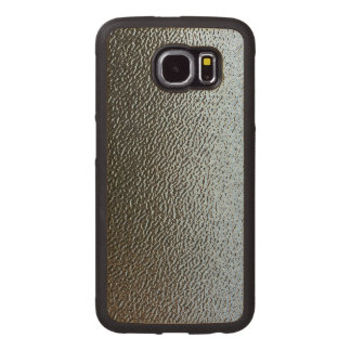 Decorative Architectural Textured Glass Look Wood Phone Case
