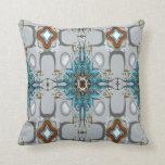 Decorative Art Throw Pillow