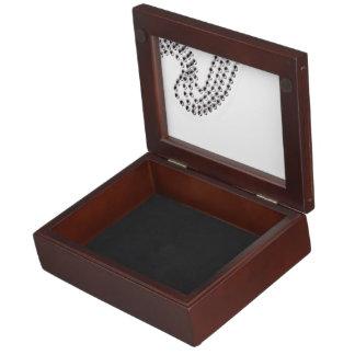 Decorative articles keepsake box