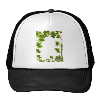 Decorative articles trucker hat