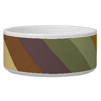 Decorative Autumn Pet Bowl