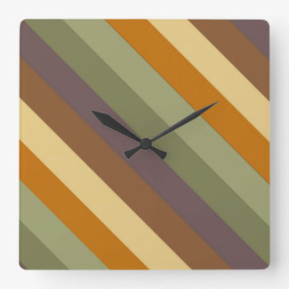 Decorative Autumn Wall Clock