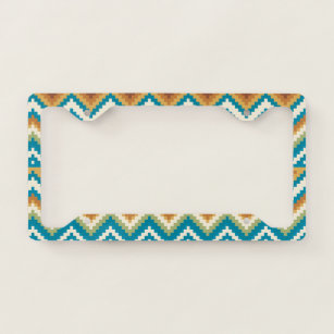Native American License Plate Frames Amp Covers Zazzle