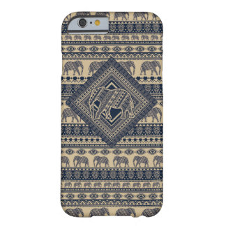Decorative Aztec With Elephant Barely There iPhone 6 Case