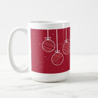 Decorative Baby's First Christmas Coffee Mug