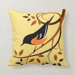 bird lover pillows