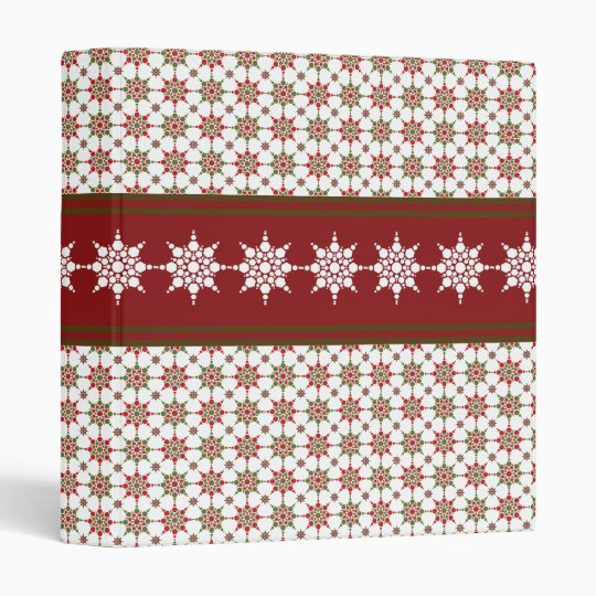 Decorative Binders For The Holidays