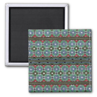 Decorative Border Design ( Owen Jones ) Magnet