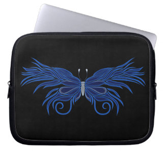 Decorative Butterfly Laptop Sleeve