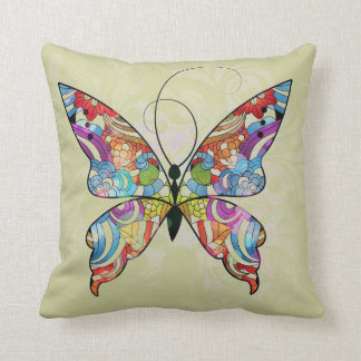 Decorative butterfly pillows