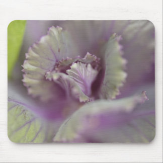 Decorative cabbage mouse pad