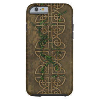 Decorative Celtic Knots With Ivy iPhone 6 Case