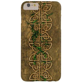 Decorative Celtic Knots With Ivy Barely There iPhone 6 Plus Case