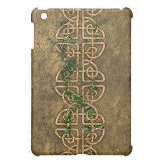 Decorative Celtic Knots With Ivy Case For The iPad Mini