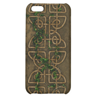 Decorative Celtic Knots With Ivy iPhone 5C Case