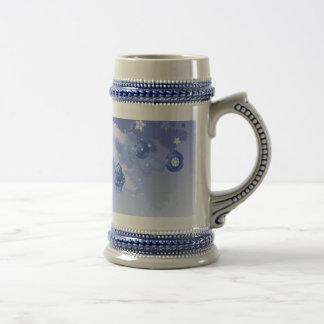 Decorative Christmas, New Year mug