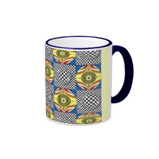Decorative Colorful Mug
