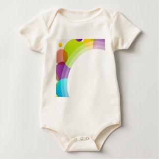 Decorative design element baby bodysuit
