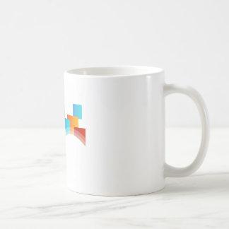 Decorative design element coffee mug