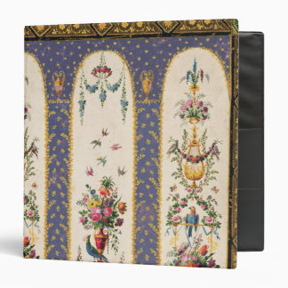 Decorative design for a garden arbour or loggia binder