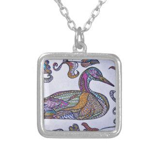 Decorative Duck Necklaces