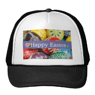 Decorative Eggs Trucker Hat