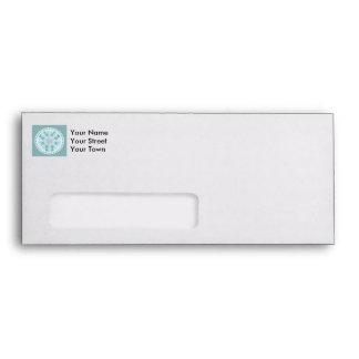 Decorative elegant diamond envelopes