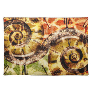 Decorative Fall Place mat Cloth Placemat