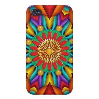 Decorative Fantasy Flower iPhone 4 speck case iPhone 4 Cases