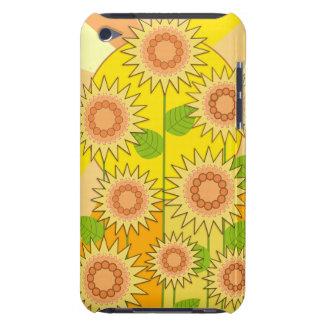 Decorative Fantasy Sunflowers case Case-Mate iPod Touch Case