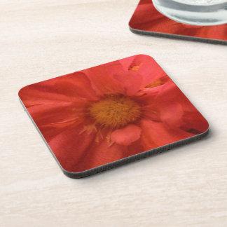 Decorative Floral Coaster