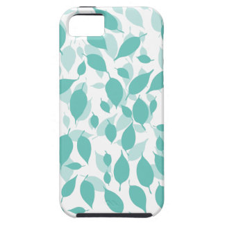 Decorative Floral Leaf iPhone SE/5/5s Case