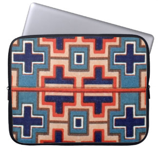Decorative French Moyen Age Medieval Design Computer Sleeve