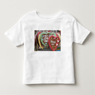 Decorative gingerbread cookies toddler t-shirt