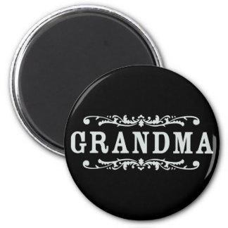 Decorative Grandma Magnet