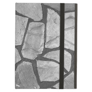 Decorative Grey Stone Paving Look Case For iPad Air