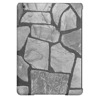 Decorative Grey Stone Paving Look Cover For iPad Air
