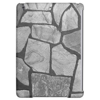Decorative Grey Stone Paving Look iPad Air Covers