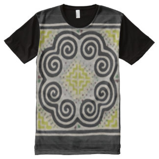 Decorative Hmong Culture Art Graphic Tee