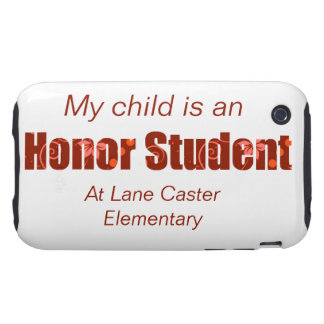 Decorative Honor Student Cellphone Case