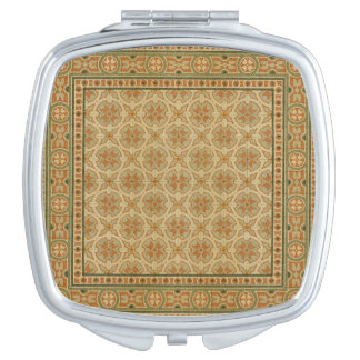 Decorative Italian Mosaic Tiles by Vision Studio Mirror For Makeup